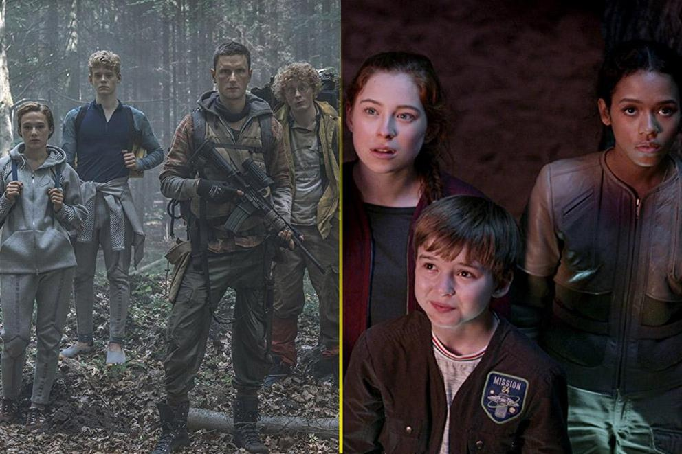 Best new Netflix series of 2018 so far: 'The Rain' or 'Lost in Space'?