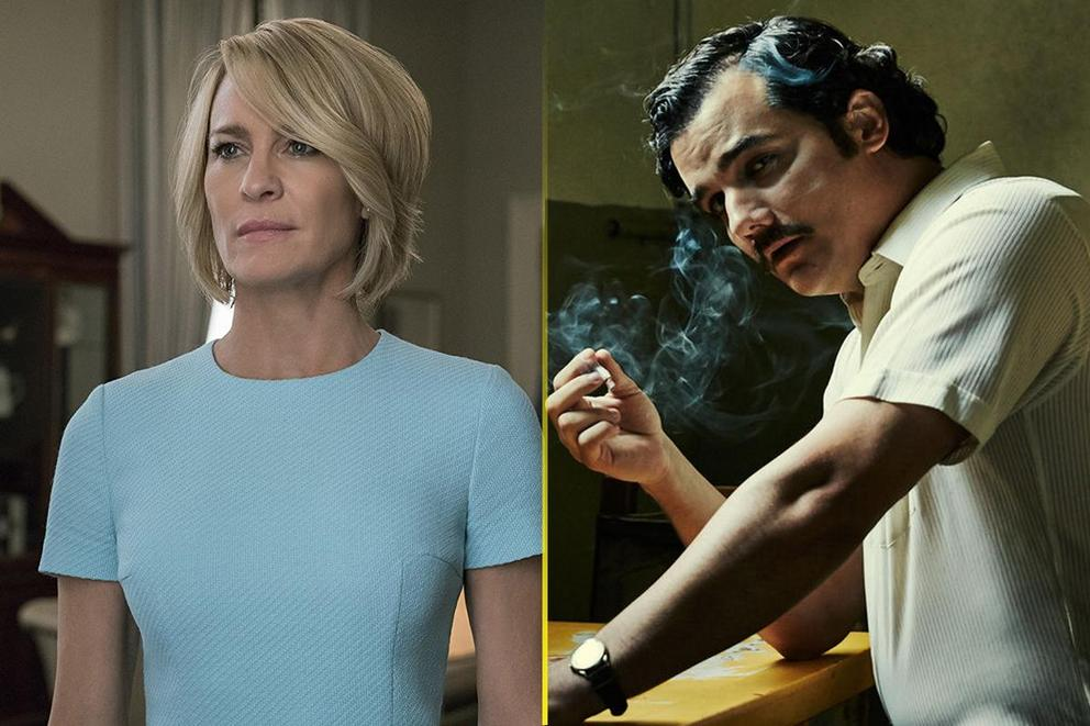 Best Netflix original drama: 'House of Cards' or 'Narcos'?