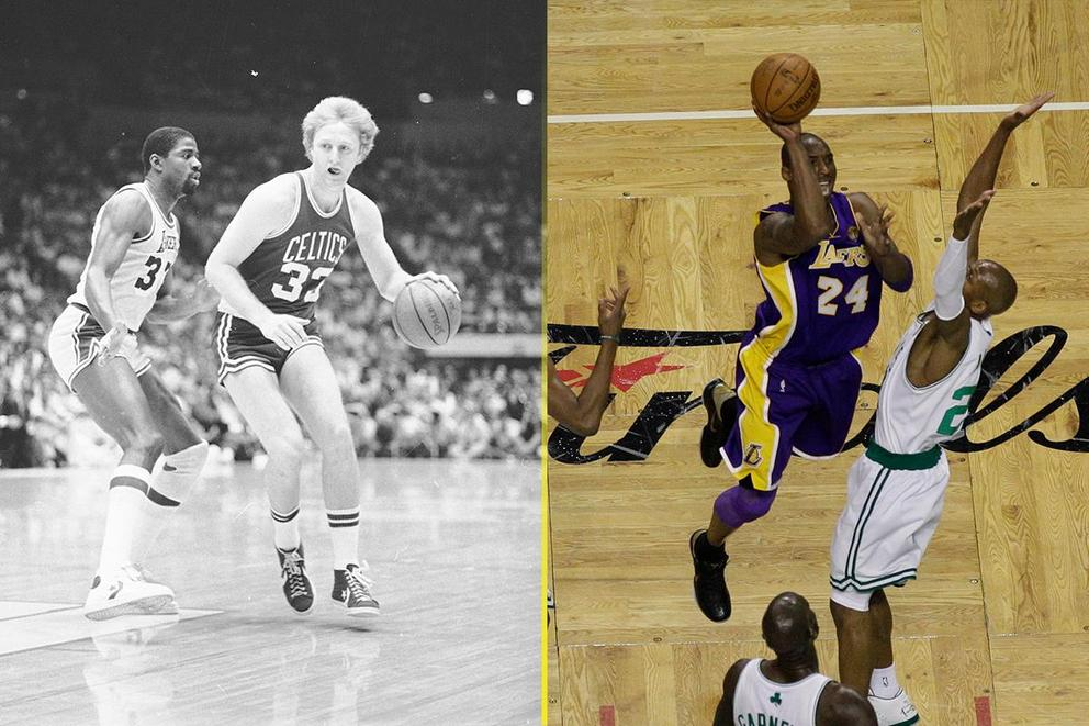 Would the Celtics' greatest players beat the Lakers' greatest players?