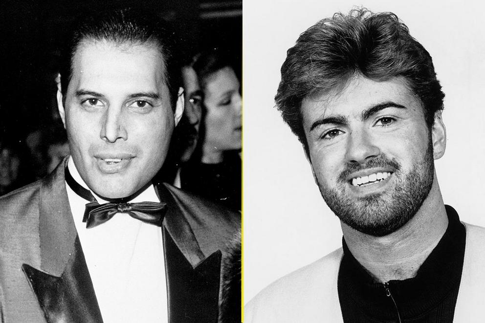 Music's greatest gay icon: Freddie Mercury or George Michael?
