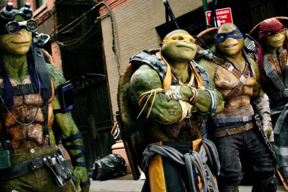 'TMNT 2' tops US box office. But is it a flop?