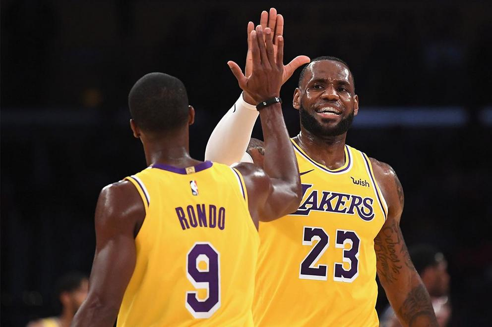 Are the Lakers championship contenders with LeBron James?