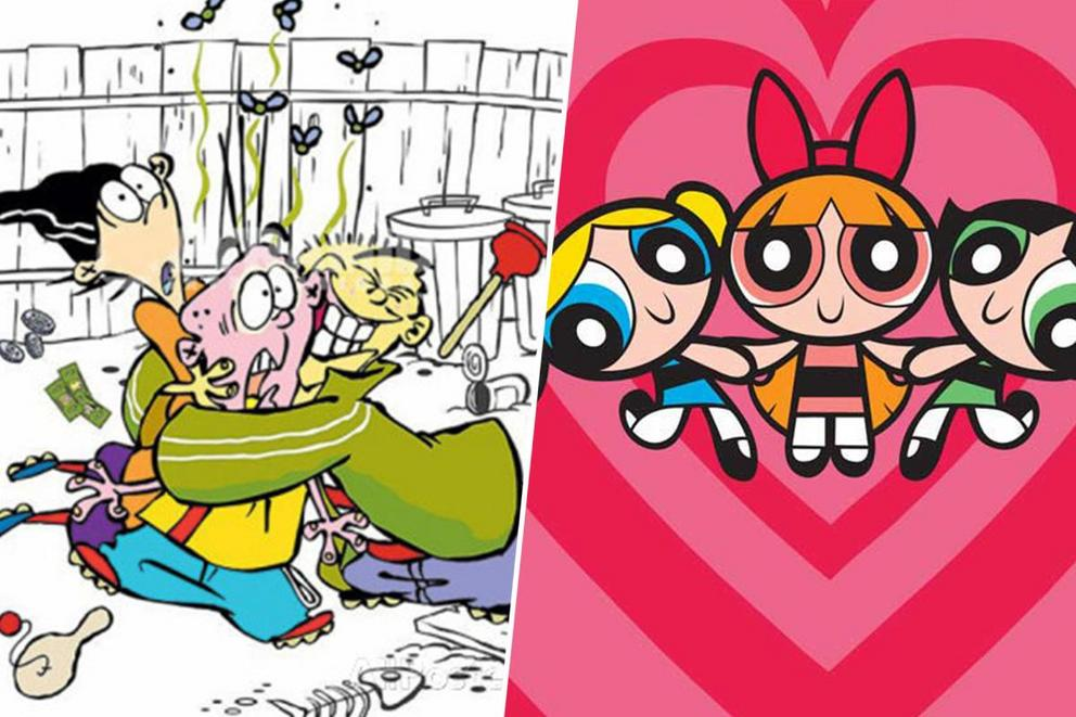 Which Cartoon Network series do you miss more: 'Ed, Edd n Eddy' or 'The Powerpuff Girls'?