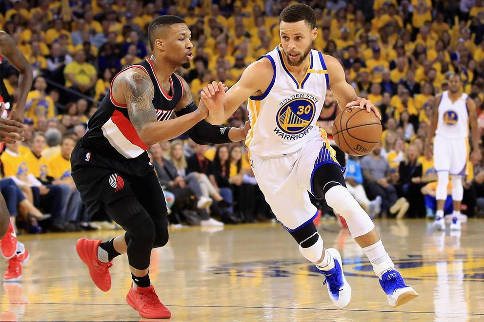 Who will survive the Western Conference Finals: Warriors or Trail Blazers?