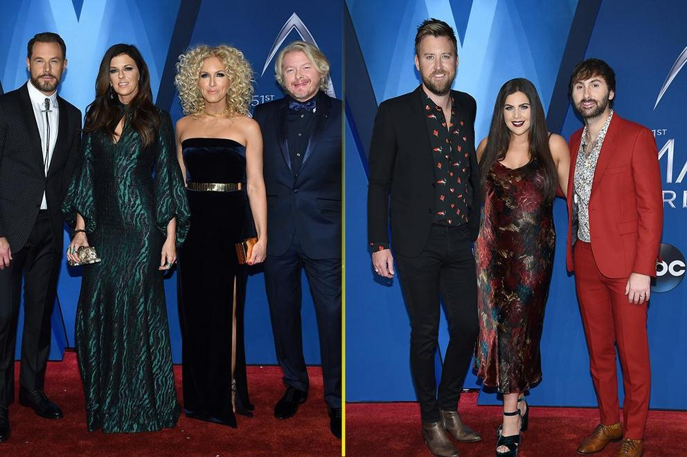ACM Awards Vocal Group of the Year: Little Big Town or Lady Antebellum?