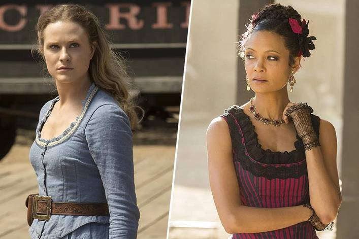 Who's winning this fight in 'Westworld': Dolores or Maeve?