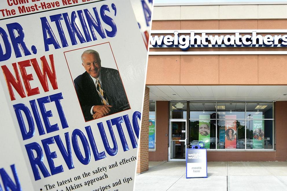 Best diet for 2019: Atkins or Weight Watchers?