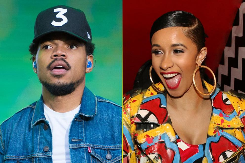 Best New Artist: Chance the Rapper or Cardi B?