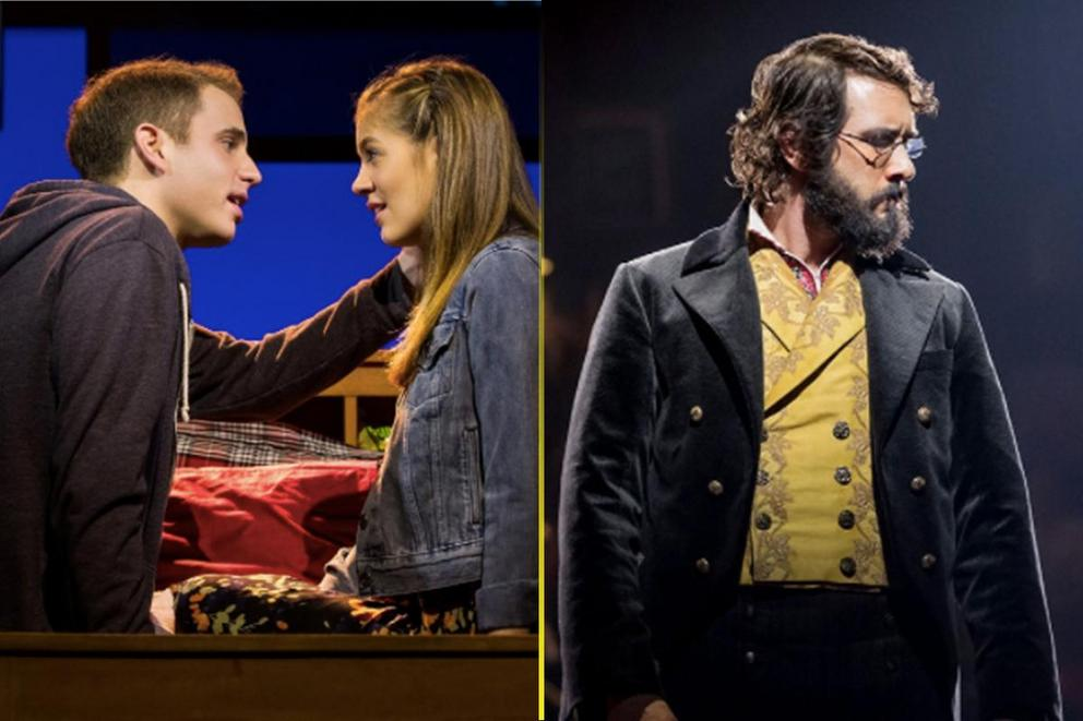 Best Musical: 'Dear Evan Hansen' or 'Natasha, Pierre & The Great Comet of 1812'?