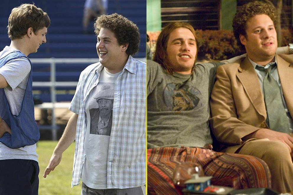 Favorite Judd Apatow buddy comedy: 'Superbad' or 'Pineapple Express'?