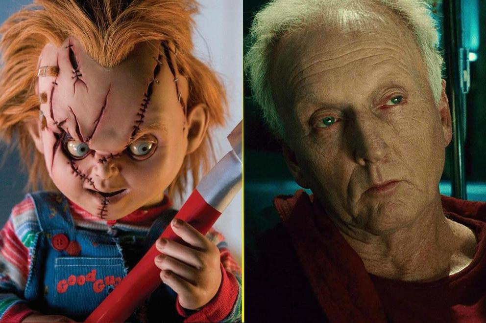 Scariest movie monster: Chucky or Jigsaw?