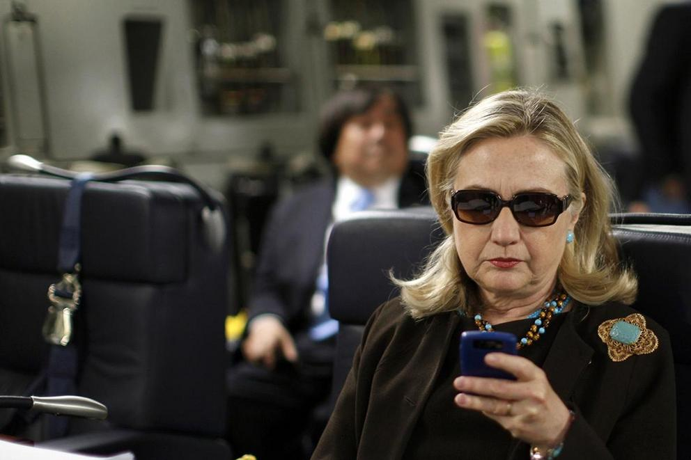 Were Hillary Clinton's emails a fake scandal?