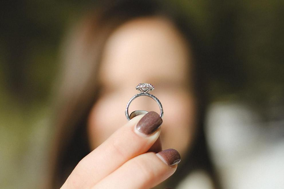 Should you split the cost of your engagement ring with your partner?