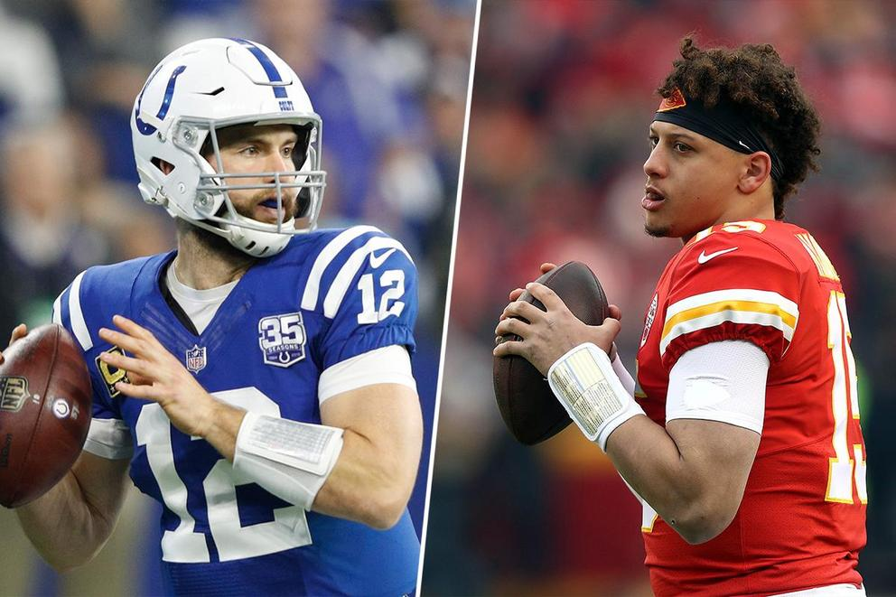 Which team will win the AFC Divisional Round: Colts or Chiefs?