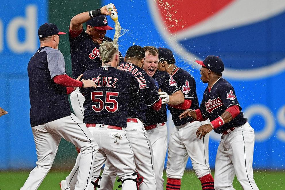 Are the Cleveland Indians peaking too soon?
