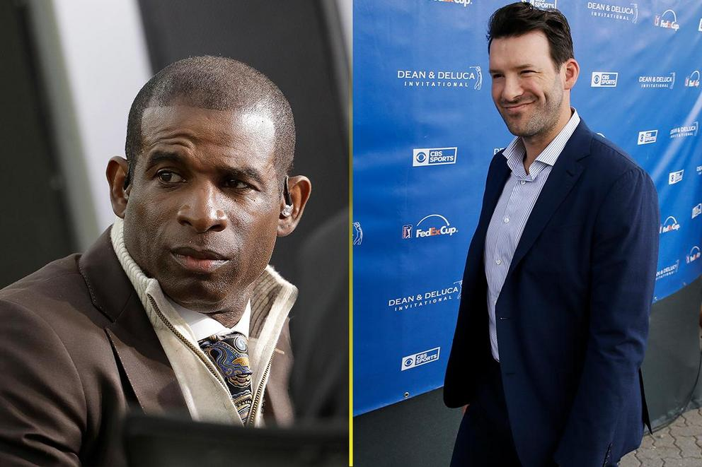 Deion Sanders vs. Tony Romo: Who do you got in this war of words?