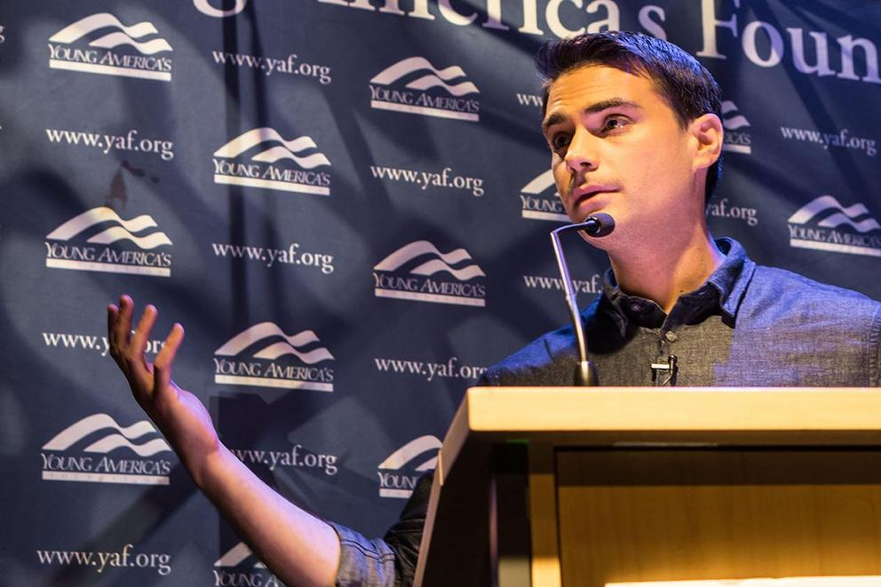 Should DePaul University have banned Ben Shapiro from speaking?