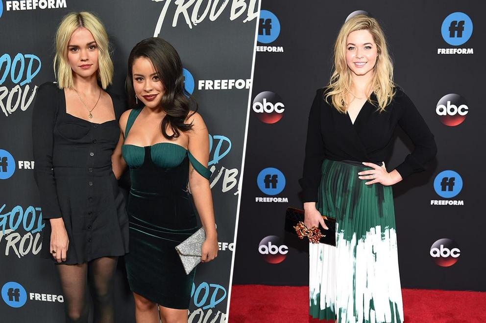 Favorite Freeform spinoff: 'Good Trouble' or 'The Perfectionists'?