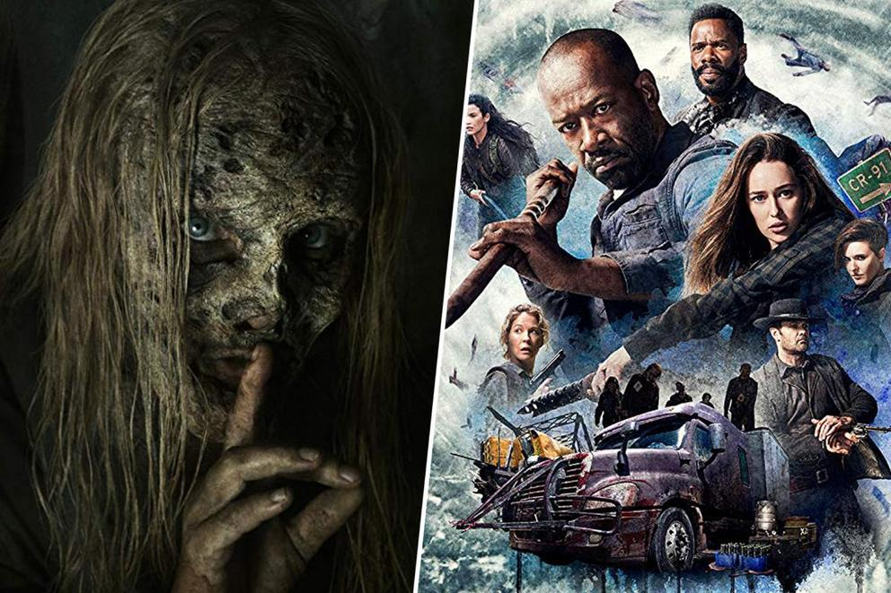 Favorite AMC zombie show: 'The Walking Dead' or 'Fear The Walking Dead'?