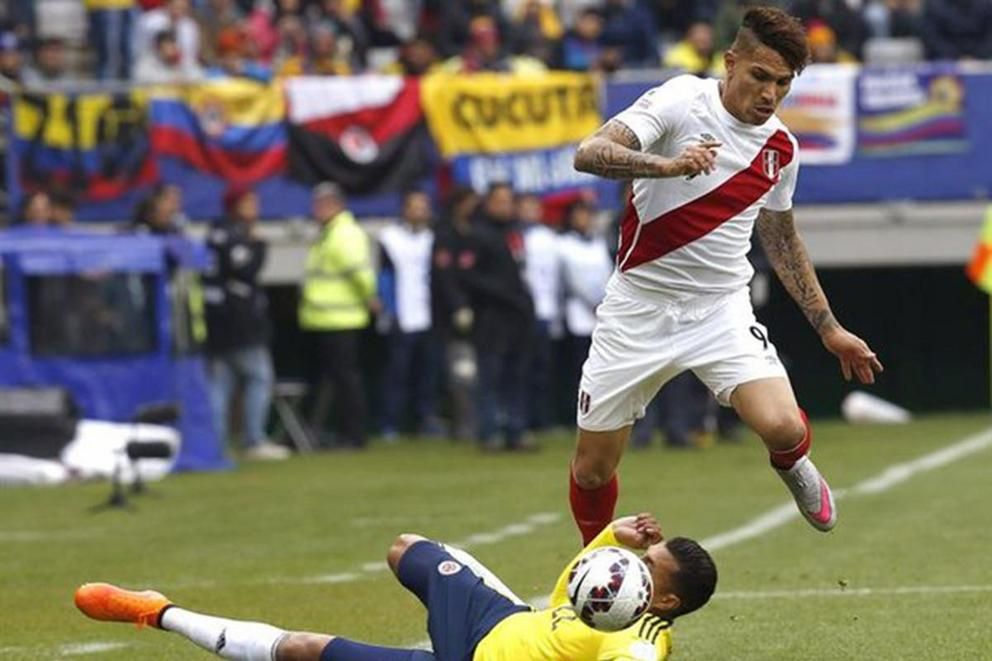 Should Paolo Guerrero be allowed to play in the World Cup?