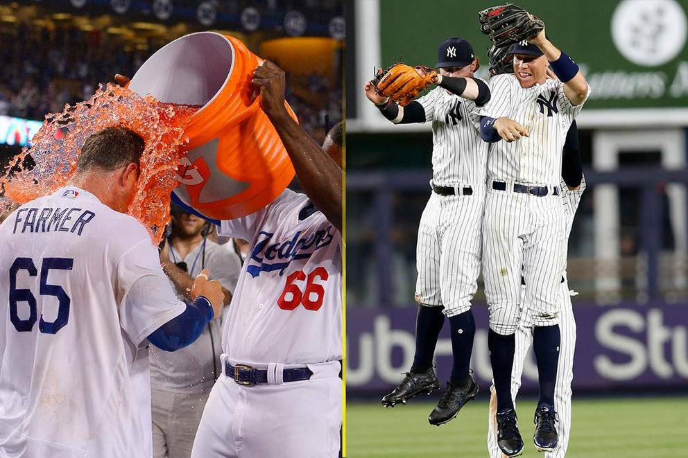 Most likely to reach the World Series: Los Angeles Dodgers or New York Yankees?