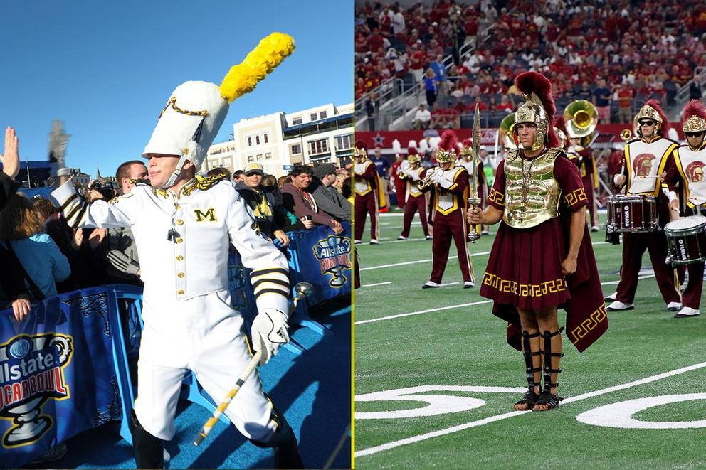 Best college fight song: Michigan or USC?