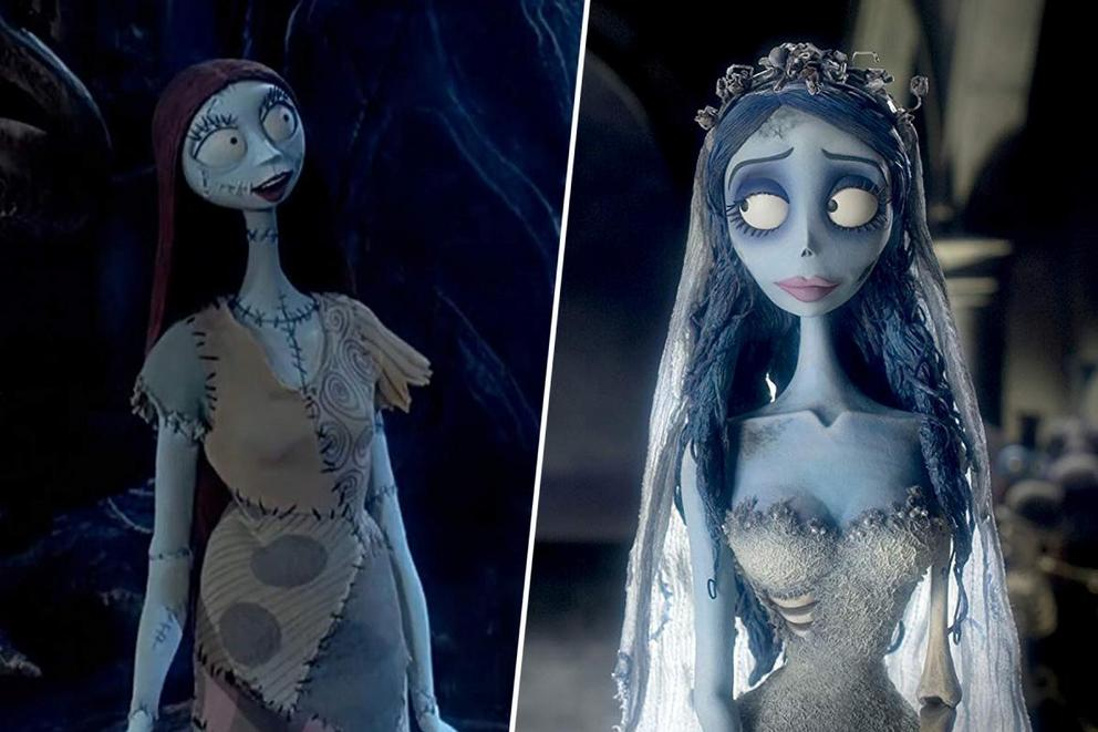 Favorite animated Tim Burton leading lady: Sally or Corpse Bride?