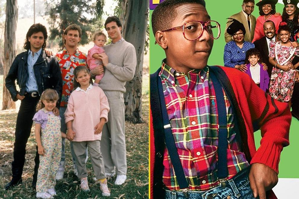 Best sitcom only '90s kids would remember: 'Full House' or 'Family Matters'?