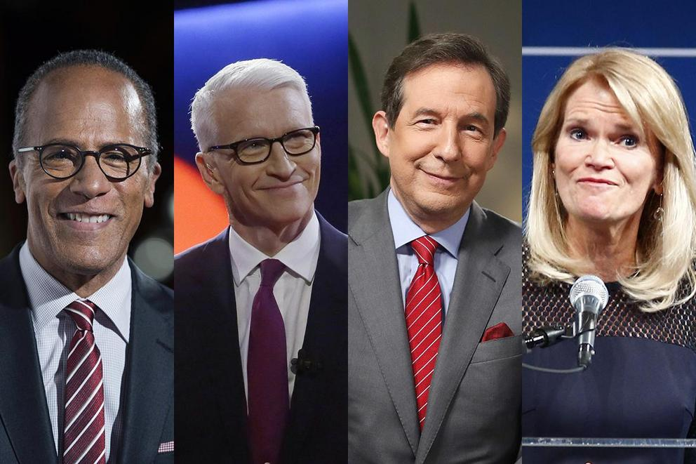 Should moderators fact-check the presidential debates?