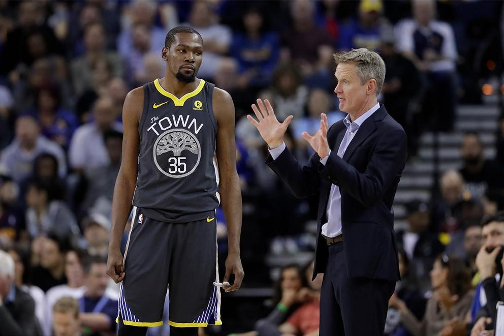 Do the Golden State Warriors even need a coach?