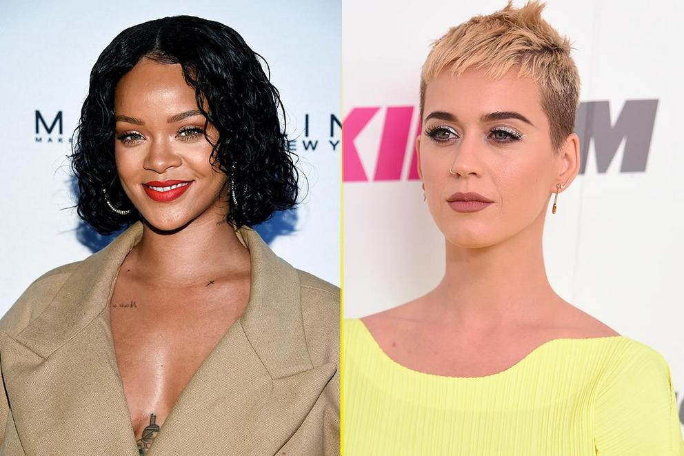 Best female pop artist of 2017 so far: Rihanna or Katy Perry?