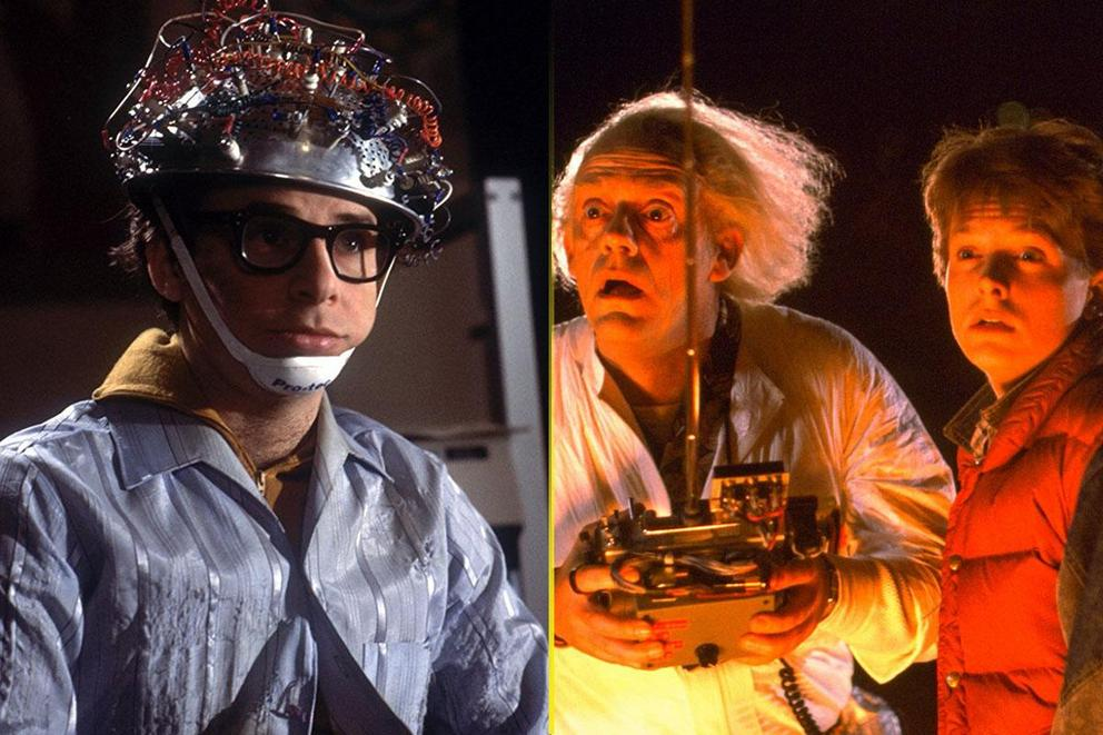 Greatest summer blockbuster: 'Ghostbusters' or 'Back to the Future'?