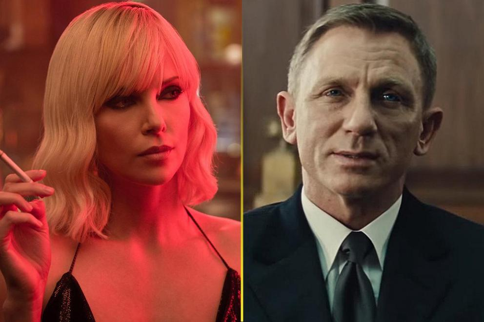 Is the 'Atomic Blonde' more badass than James Bond?