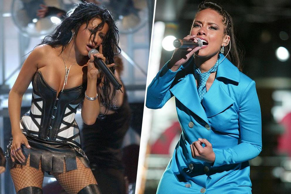 Favorite girl power anthem from the aughts: 'Can't Hold Us Down' or 'Superwoman'?