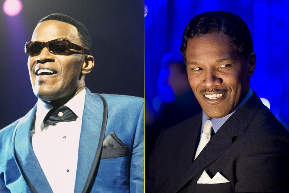 Jamie Foxx's best movie: 'Ray' or 'Dreamgirls'?