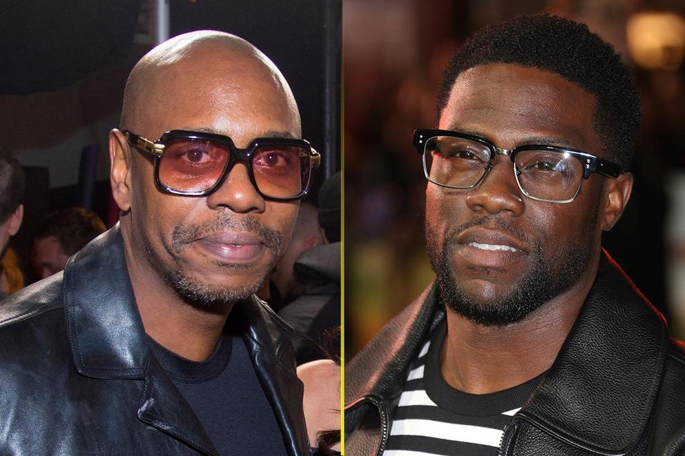 Who has the biggest comedy empire: Dave Chappelle or Kevin Hart?