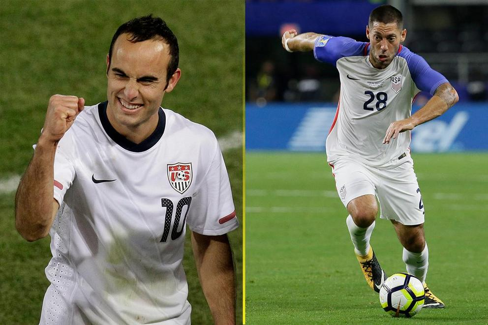Greatest Team USA field player: Landon Donovan or Clint Dempsey?