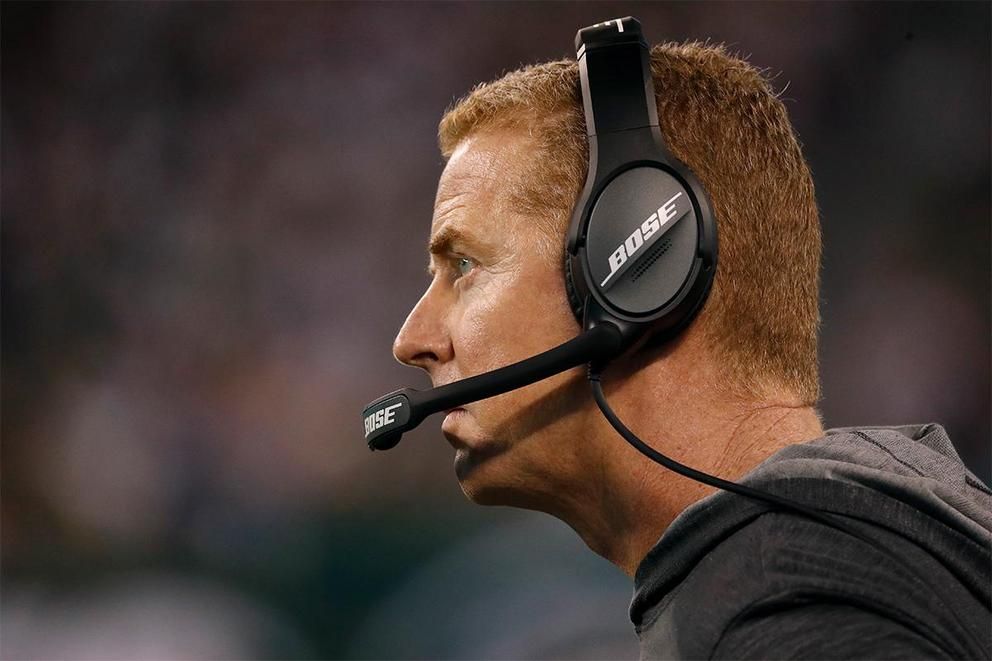 Will Jason Garrett survive the season?