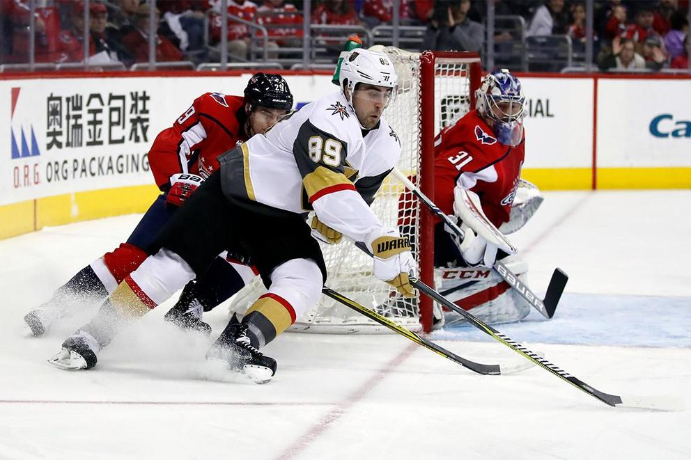 Who will win the Stanley Cup: Golden Knights or Capitals?