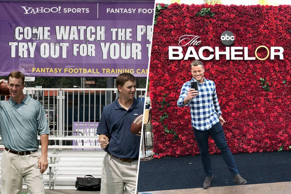 What's more fun: Fantasy sports or fantasy 'Bachelor'?