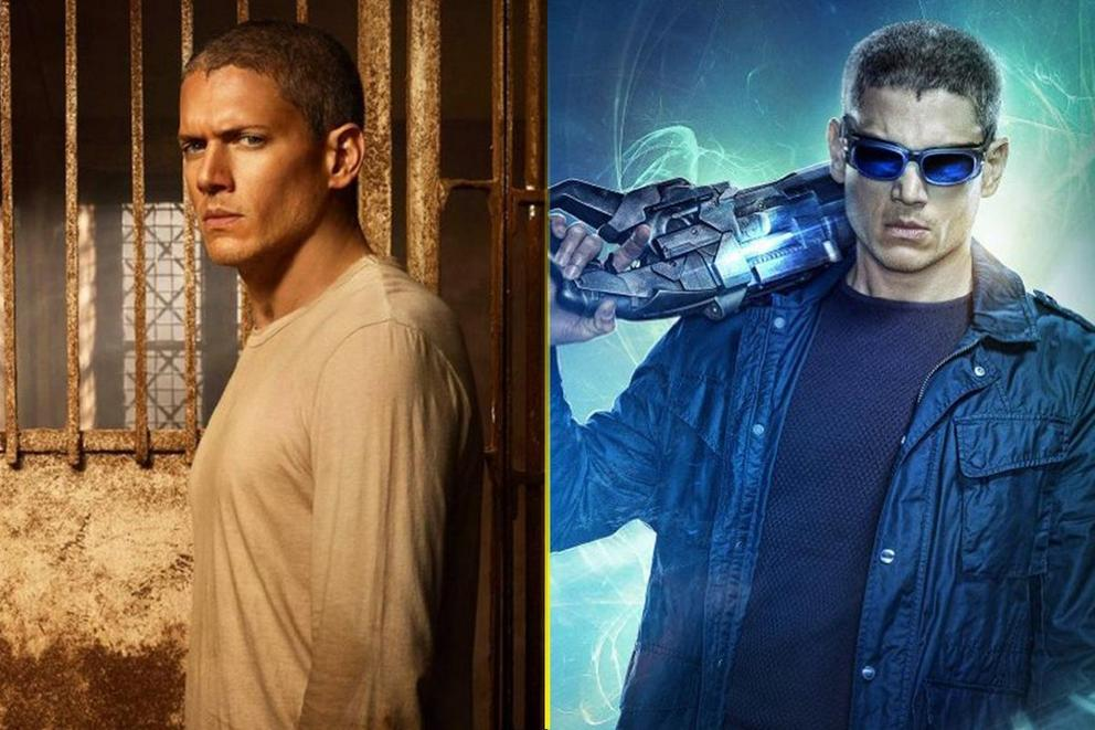 Wentworth Miller's best TV role: Michael Scofield or Captain Cold?