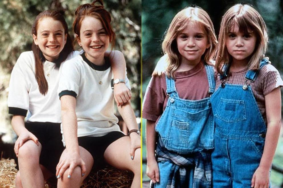Favorite family comedy about twins: 'The Parent Trap' or 'It Takes Two'?