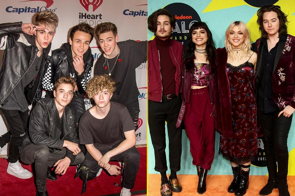 Radio Disney's Best New Artist: Why Don't We or Hey Violet?