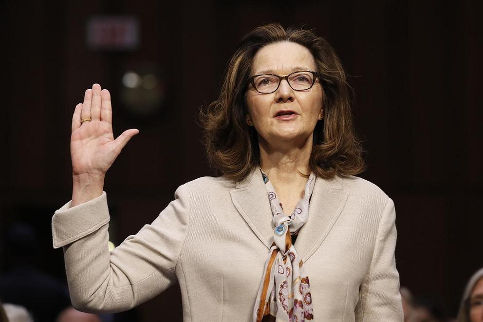 Should the Senate block the appointment of Gina Haspel?
