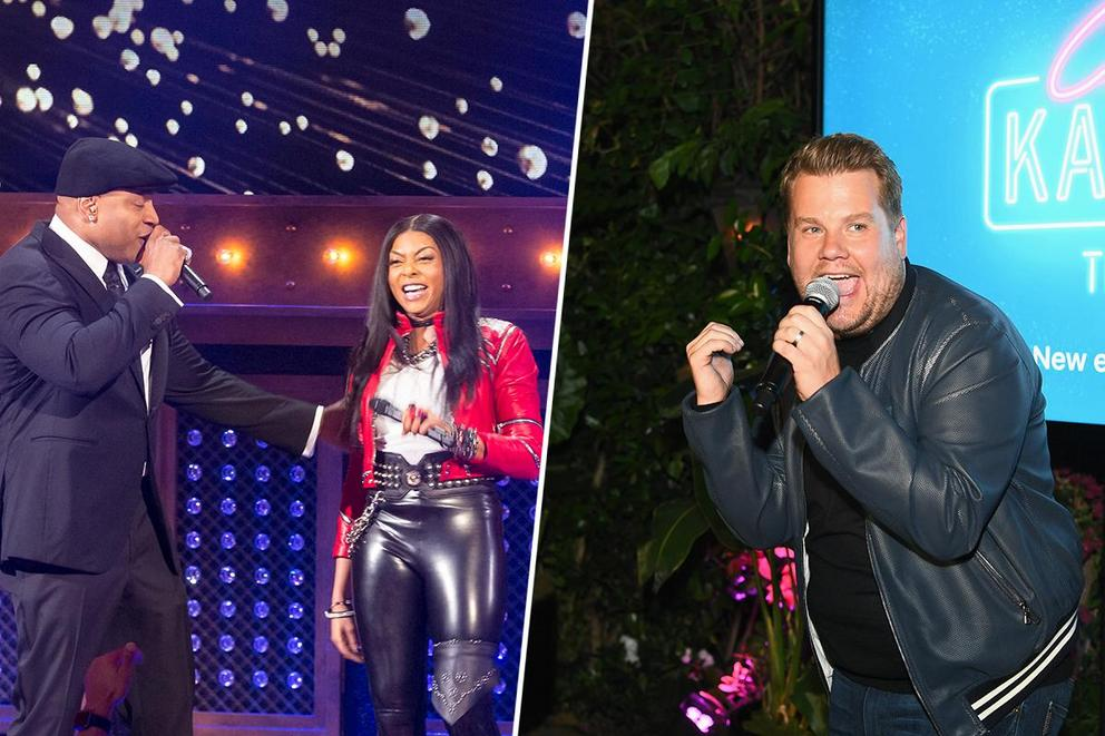 Most fun musical series: 'Lip Sync Battle' or 'Carpool Karaoke'?