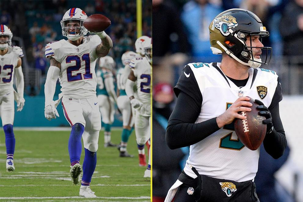 Who will win the NFL Wild Card round: Buffalo Bills or Jacksonville Jaguars?