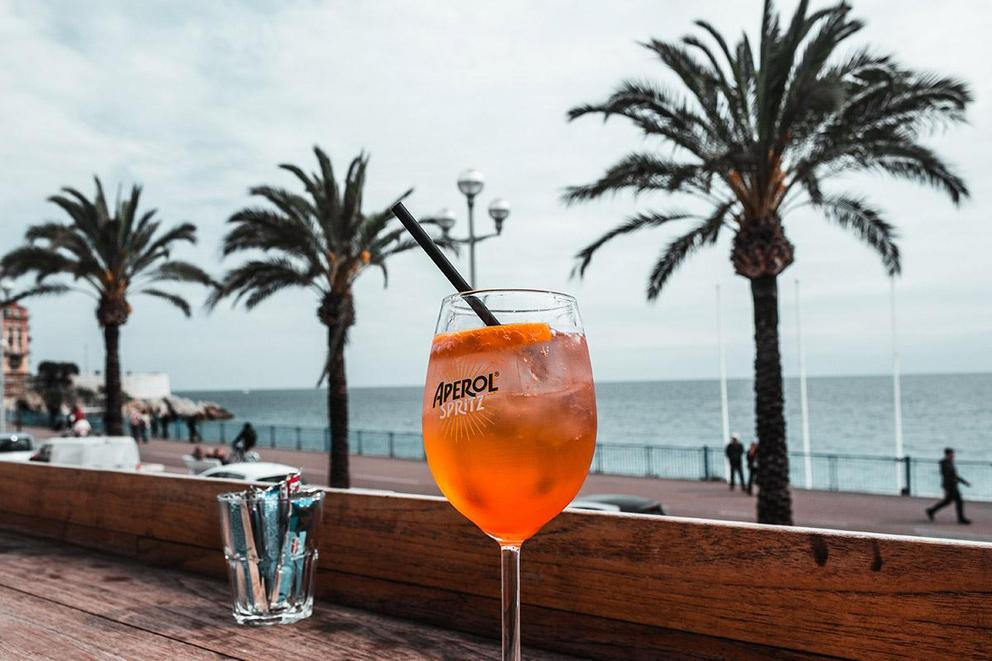 Is the Aperol spritz the perfect drink or just gross?