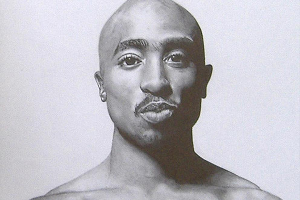 Which album is Tupac's most iconic?