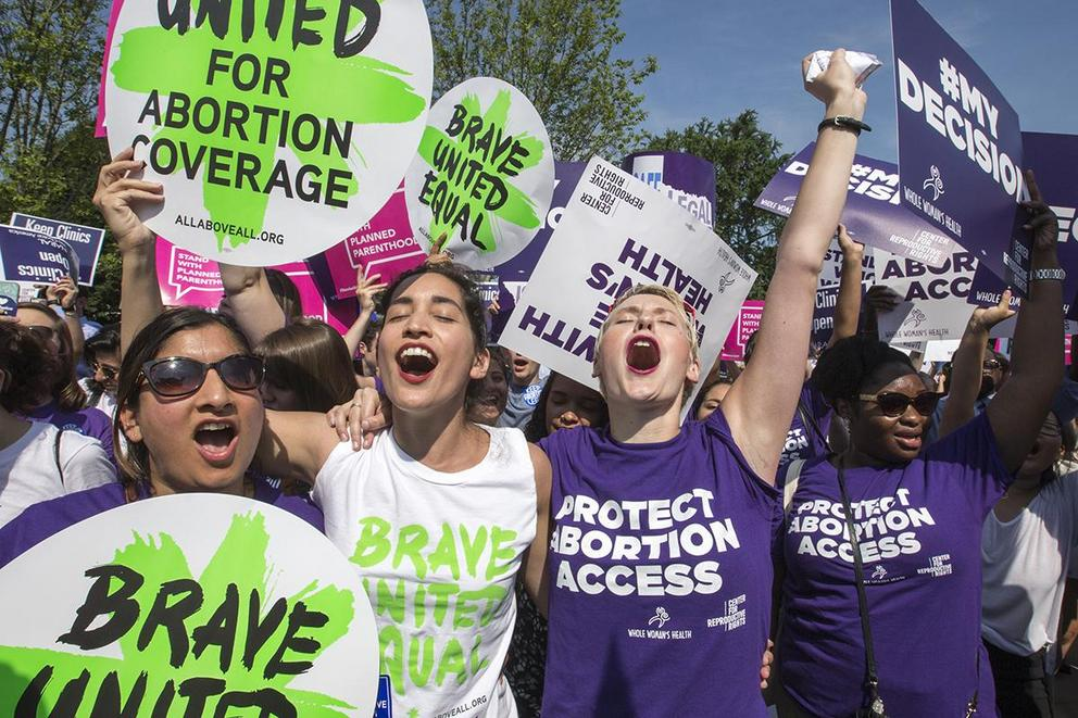 Was today's SCOTUS ruling on Texas abortion laws good for health care safety standards?