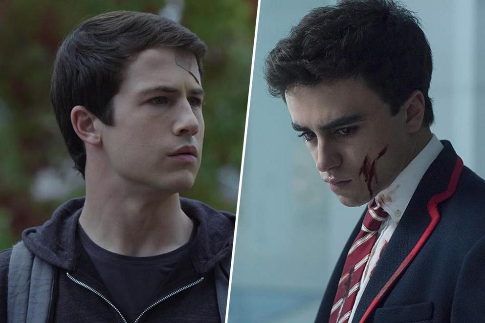 Favorite Netflix high school drama: '13 Reasons Why' or  'Elite'?